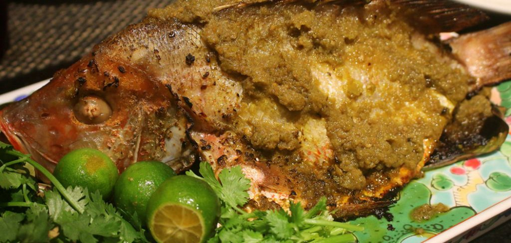 fried-fish-in-oven
