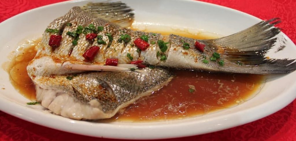 Steam Fish Nyonya Sauce Recipe